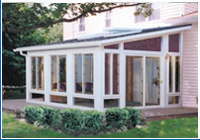 3-Seasons sunroom