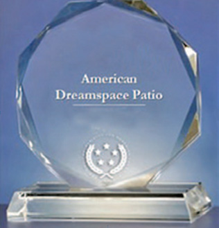 American Dreamspace award